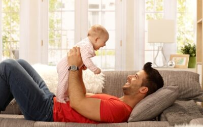How Testosterone May Make You a Better Father